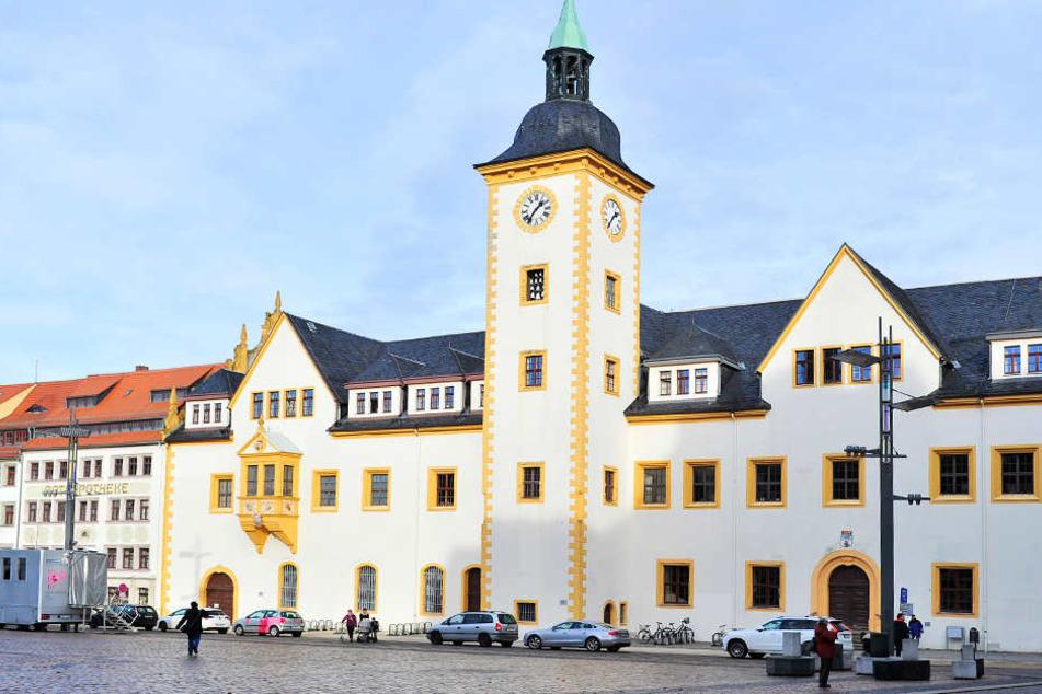 Am Donnerstag stimmte der Stadtrat in Freiberg für den Zuzugsstopp.