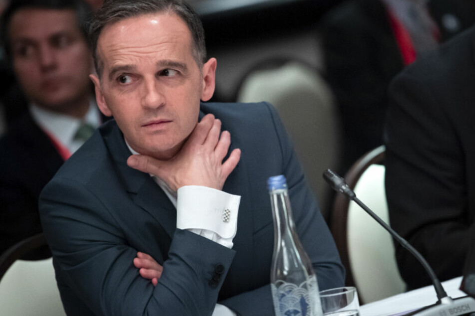Außenminister Heiko Maas wurde aufgefordert, sich für Julian Assange einzusetzen.