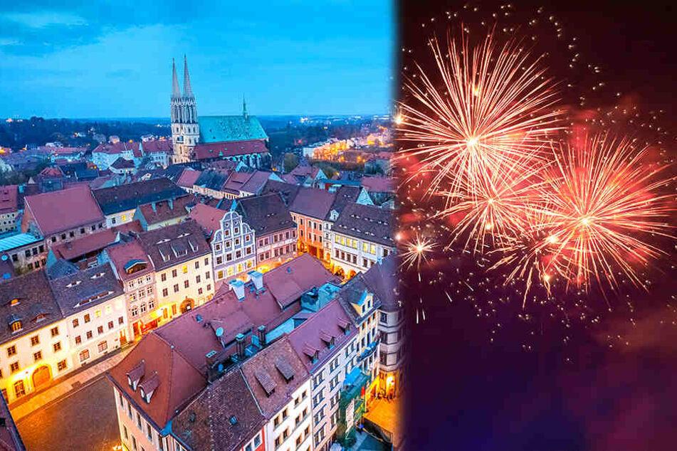 Im Landkreis Görlitz sind Feuerwerke ab sofort untersagt.