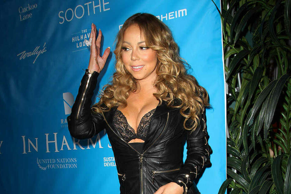 Mariah Carey ist erstmal wieder zu haben.