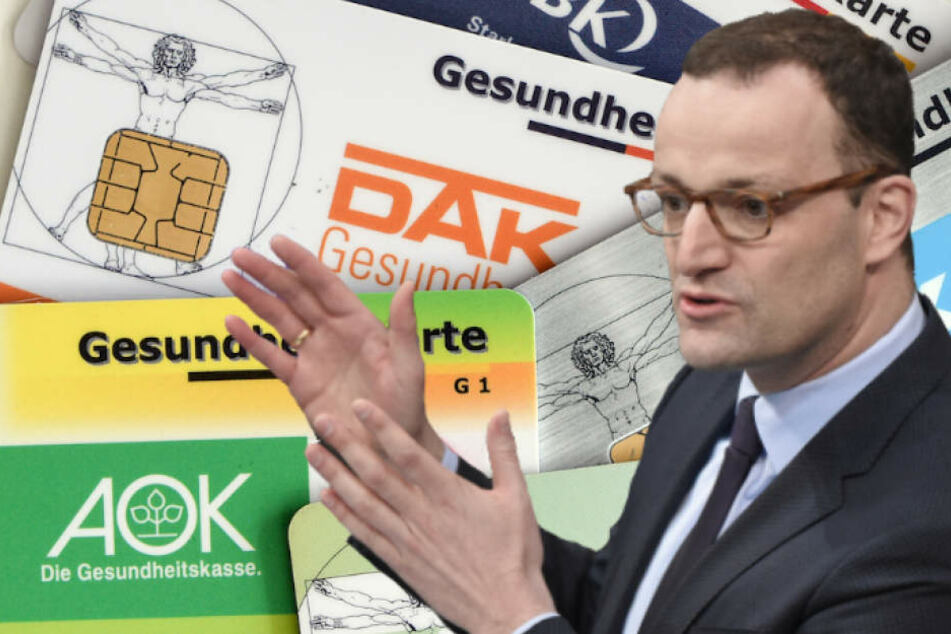 Gesundheitsminister Jens Spahn (37) setzt auf eine praktikablere Lösung der elektronischen Patientenakte.