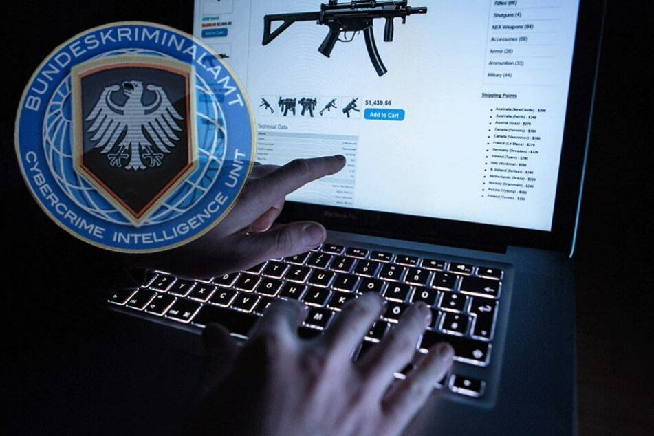 1000 Polizisten bei Großrazzia gegen Darknet-User im Einsatz
