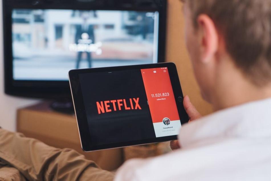 Viele Freunde teilen sich Netflix Zugänge? - Doch, wie lange noch?