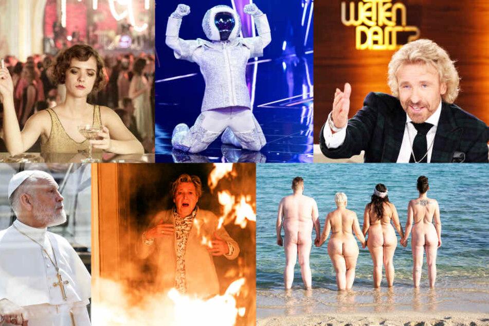 Das sind die TV-Highlights für das neue Jahr 2020!