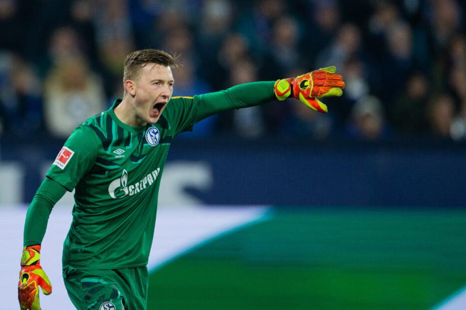 Musste nach seinen ersten fünf Bundesliga-Einsätzen erst einmal wieder auf die Bank: Markus Schubert.