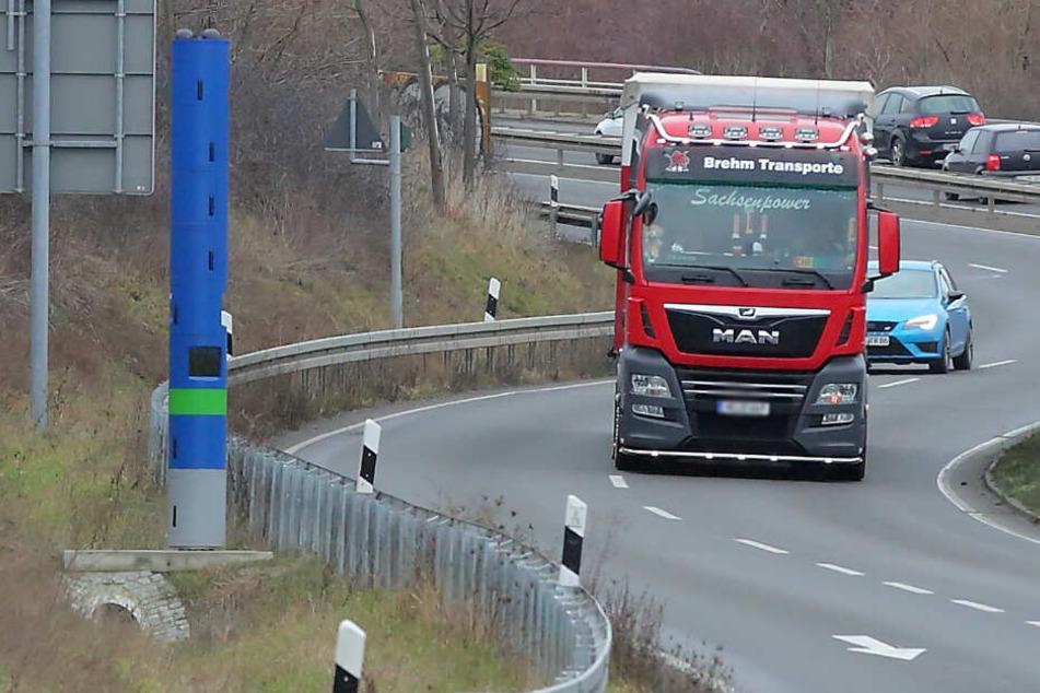 Über 420.000 Euro: Das macht Dresden mit dem Geld aus der LKW-Maut