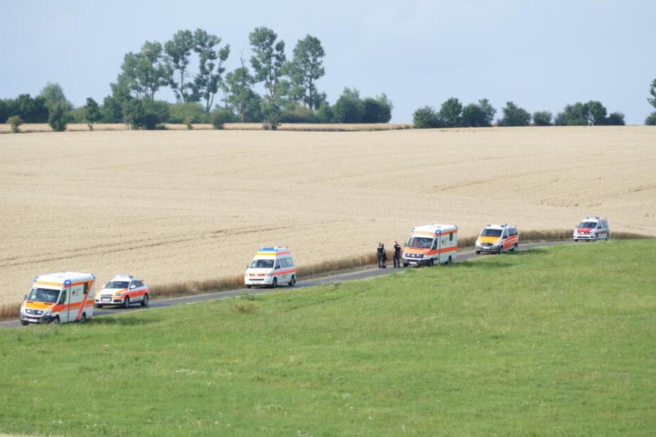 Die Verletzten kamen in Krankenhäuser nach Worbis und Heiligenstadt.