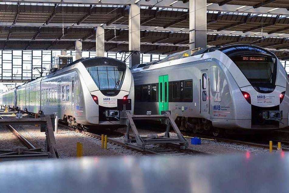 Pannenbahn nach Leipzig: Politiker machen Druck