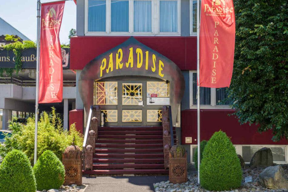 "Jürgen Rudloff war ehemals Boss der Bordellkette ""Paradise""."
