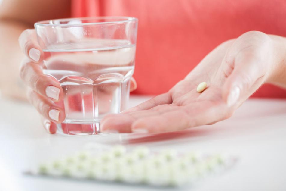 Hat die 29-Jährige die erschlichenen Medikamenten weiterverkauft? (Symbolfoto)