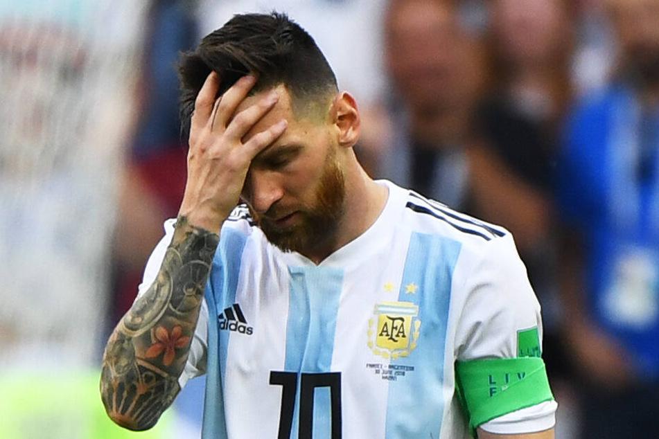 Weder Lionel Messi, noch andere argentinische Fußballgrößen werden am 26. März in Dresden spielen.