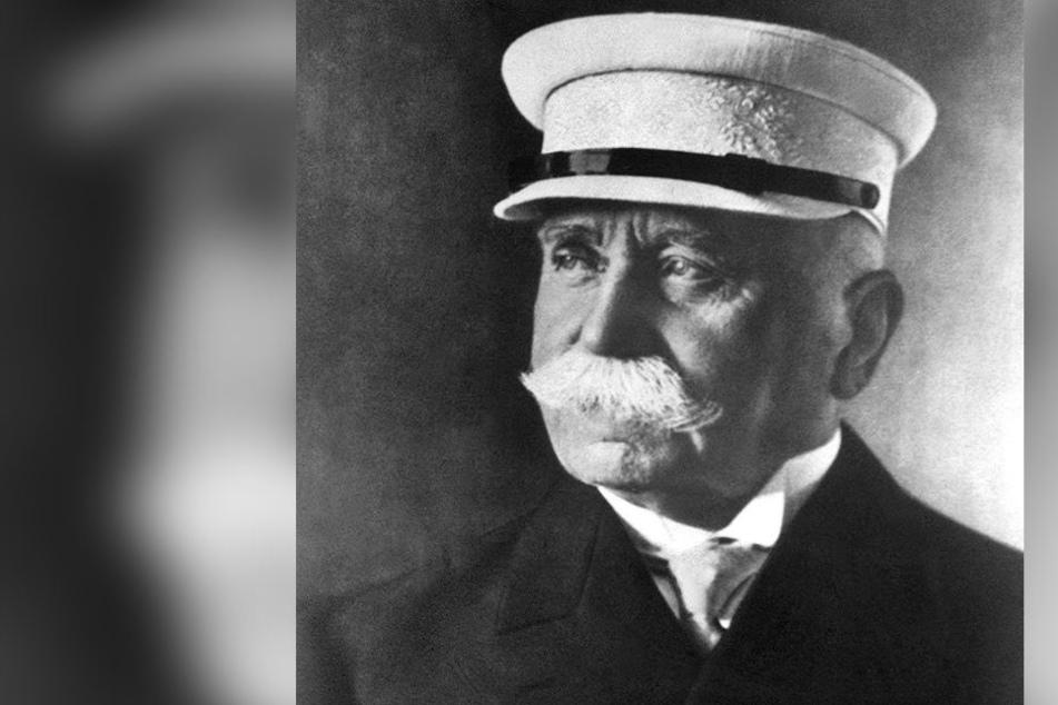 Luftfahrt-Pionier Ferdinand Graf von Zeppelin hatte die Stiftung 1908 gegründet.