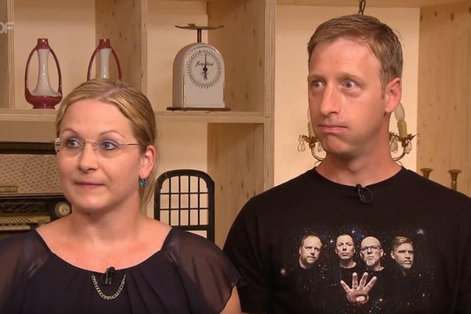 Anna und Marco Hahn hätten nicht mit einem solchen Wert der beiden Figuren gerechnet.