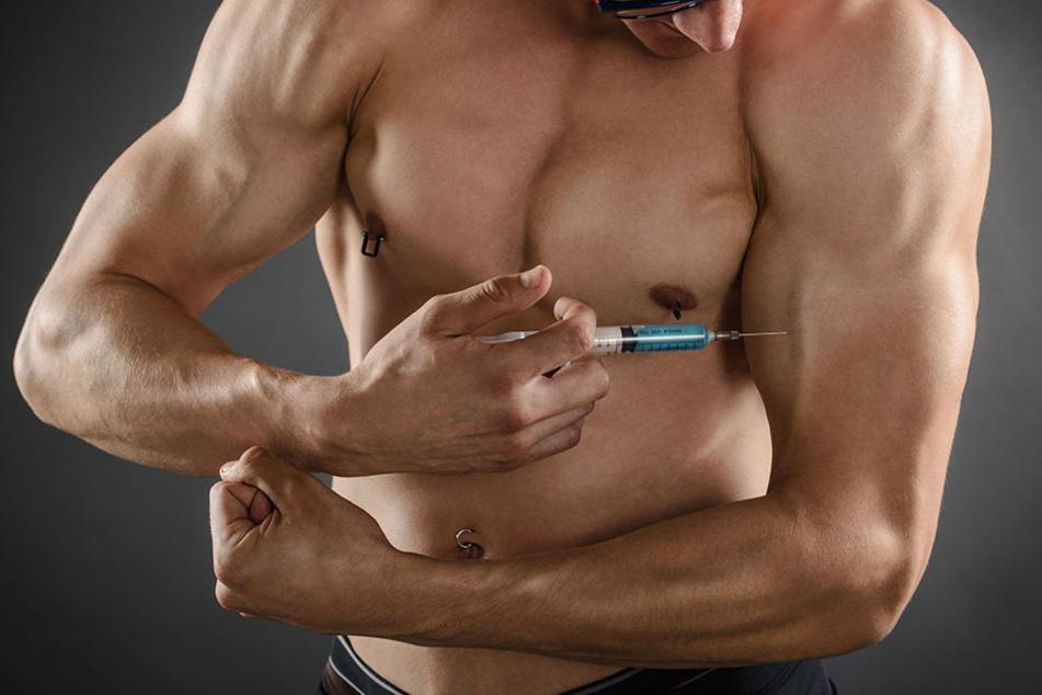 Mit dem Verkauf der Dopingmittel finanzierte der 25-Jährige seinen eigenen Bedarf. (Symbolbild)