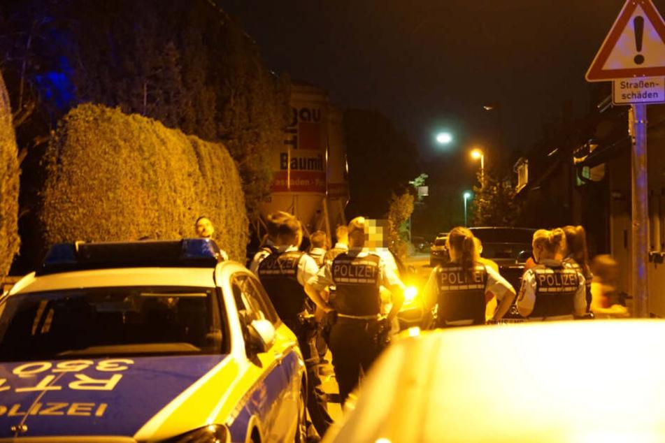 """""""Aggressive Stimmung"""": Party-Gäste attackieren Polizisten, Beamte setzen diesem ein Ende"""