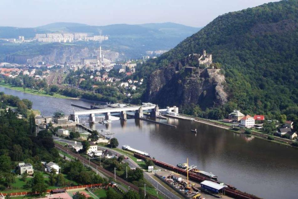 Das ganze passierte in Usti nad Labem, nur wenige Kilometer von der deutschen Grenze entfernt.