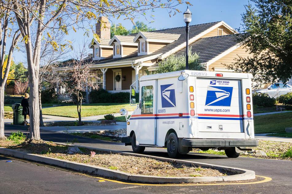 Postboten von USPS fielen den Angreifern zum Opfer. (Symbolbild)
