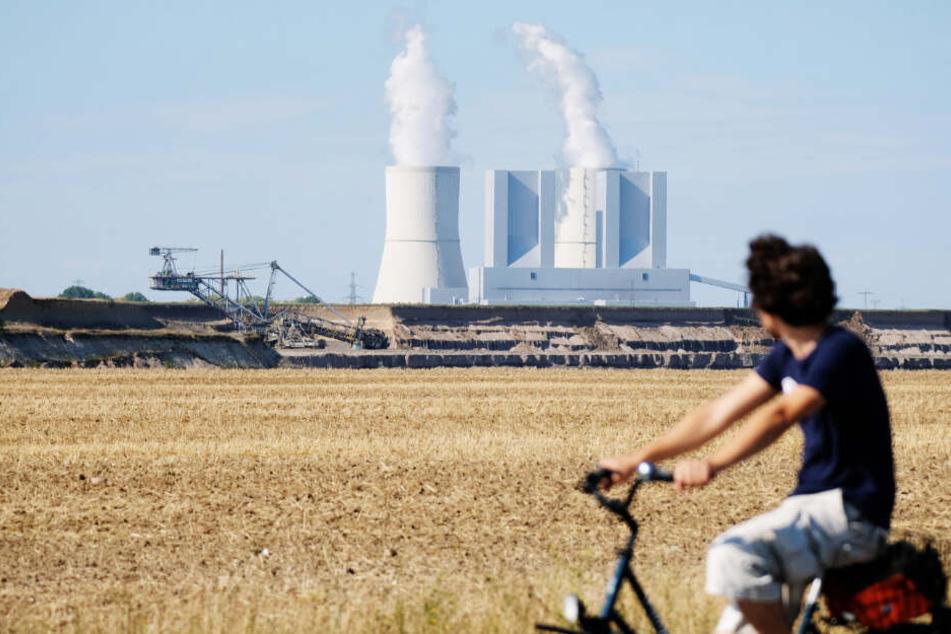 Bisher kommt die Fernwärme vom Braunkohle-Kraftwerk Lippendorf.