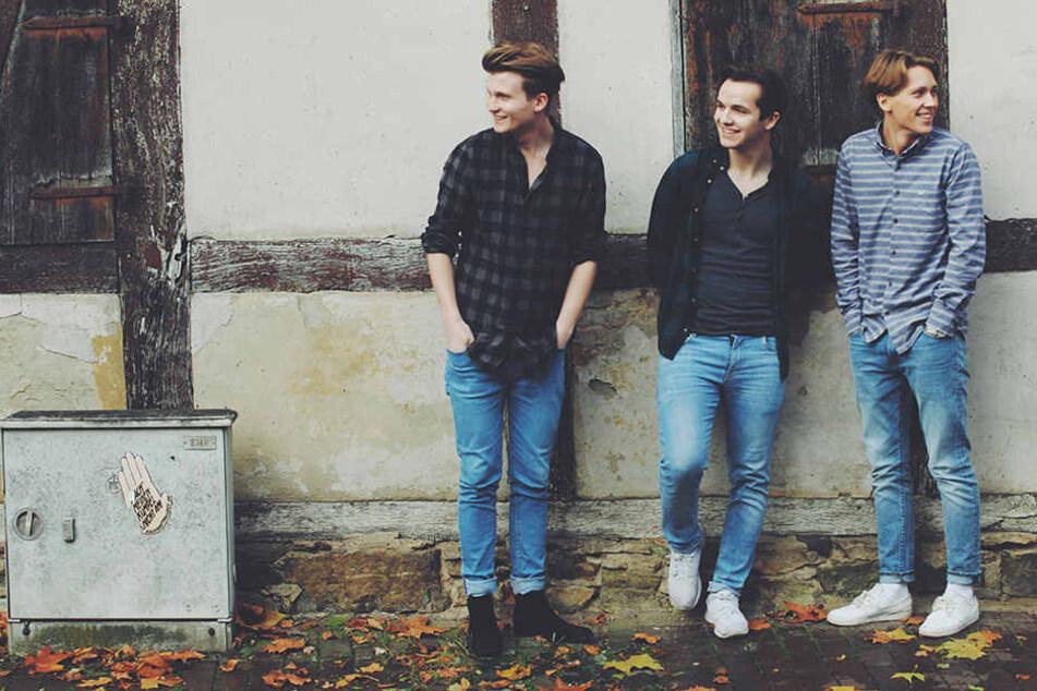 Sind diese drei Studenten die Hoffnung am Pop-Himmel?