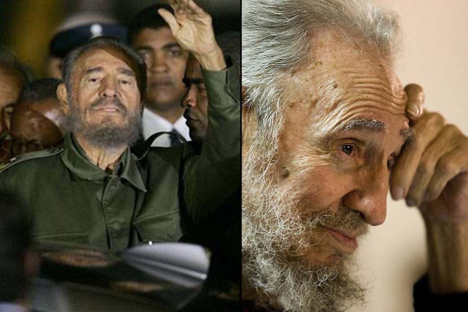 Kubas Ex-Präsident Fidel Castro ist im Alter von 90 Jahren gestorben.