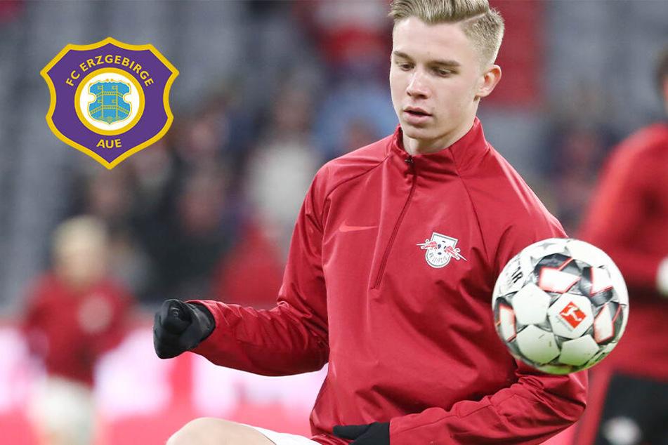 Nach Nicolas Sessa: Holt Aue dieses RB-Leipzig-Talent?