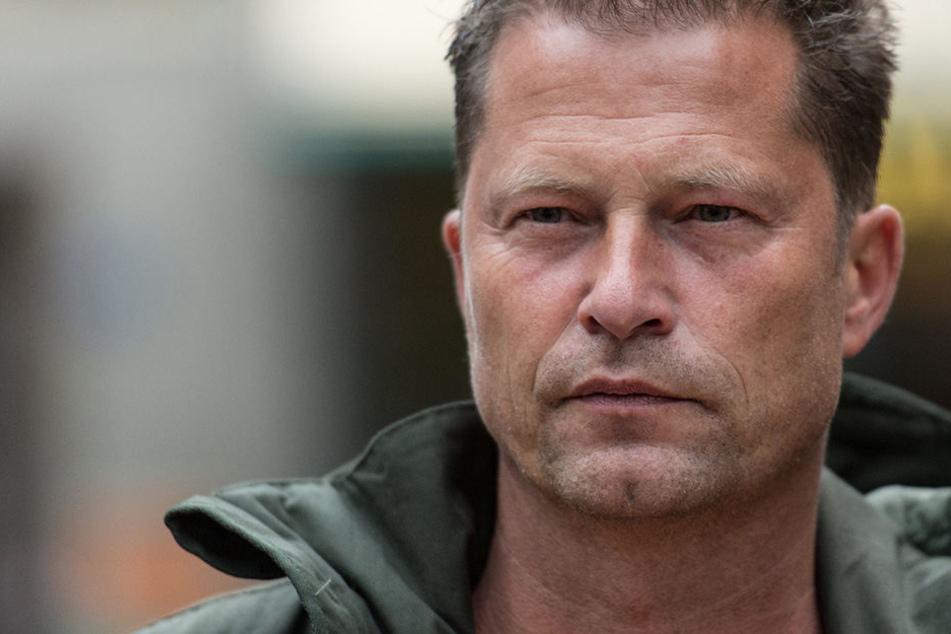Schauspieler Til Schweiger (53) ist immer noch nicht erwachsen.