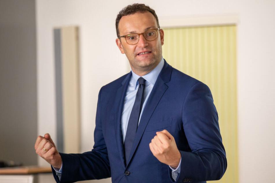 Gesundheitsminister Jens Spahn verteidigte die Reformpläne.