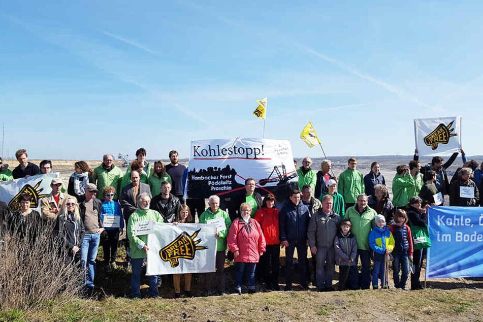 Protest bei Leipzig: Eskaliert es beim Anti-Braunkohle-Camp?