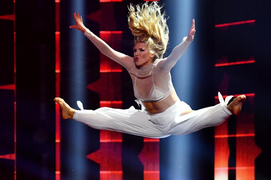 """Bei """"Masters of Dance"""" will Ekaterina (25) den Juroren ihr Können zeigen."""
