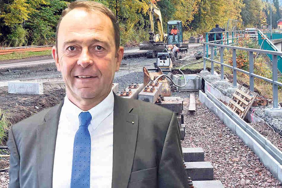 SDG-GeschäftsführerRoland Richter.