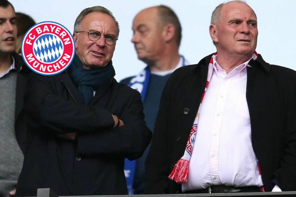 Spontane Pressekonferenz: Die Bosse des FC Bayern München teilen heftig aus!