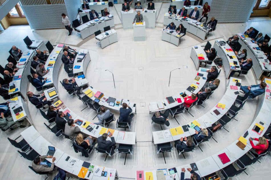 Der Schweriner Landtag hat einen NSU-Untersuchungsausschuss eingesetzt.