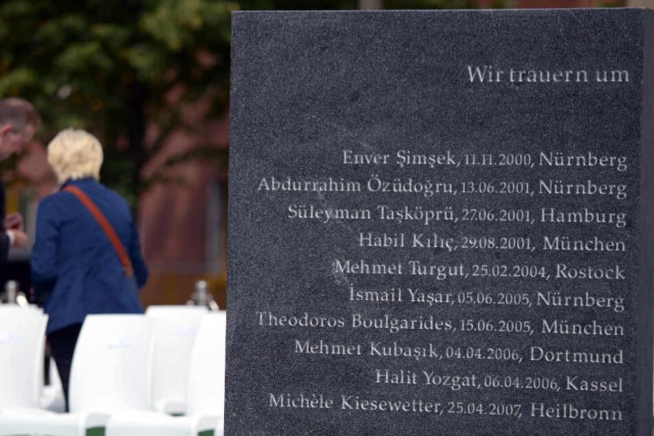 Wie der Gedenkstein in Erfurt aussehen soll ist noch unklar, dieser hier steht in Nürnberg.