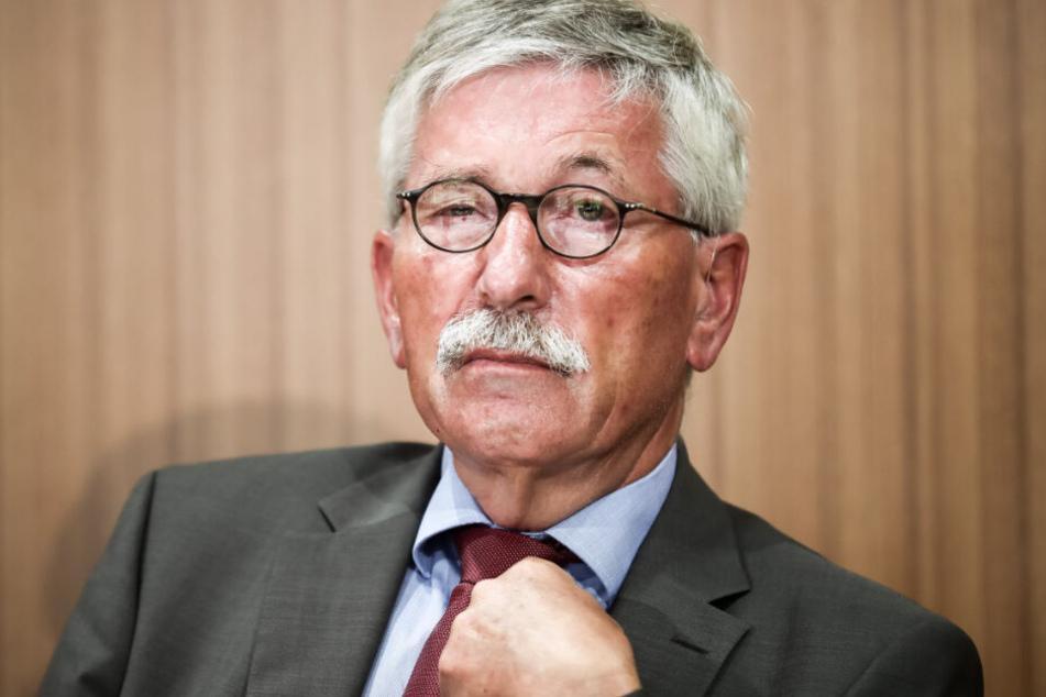 Der ehemalige Berliner Finanzsentor Thilo Sarrazin will gegen den SPD-Ausschluss kämpfen. (Archivbild)