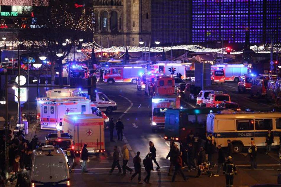 """Nach dem Anschlag in Berlin fahndet die Polizei nach Informationen der Mainzer """"Allgemeinen Zeitung"""" und des Hessischen Rundfunks bundesweit und nicht öffentlich nach einem Verdächtigen."""