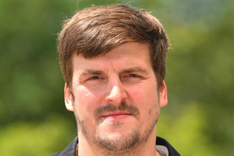 Elbflorenz-Coach Rico Göde