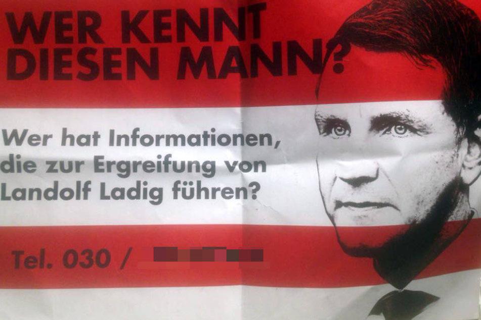 Dieser Flyer soll in Bornhagen verteilt worden sein.