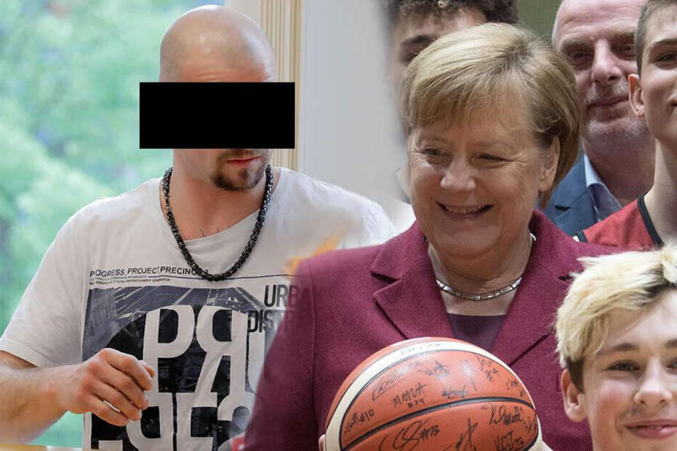 Alles nur Zufall? Chemnitzer mit Rohrbombe beim Merkel-Besuch erwischt
