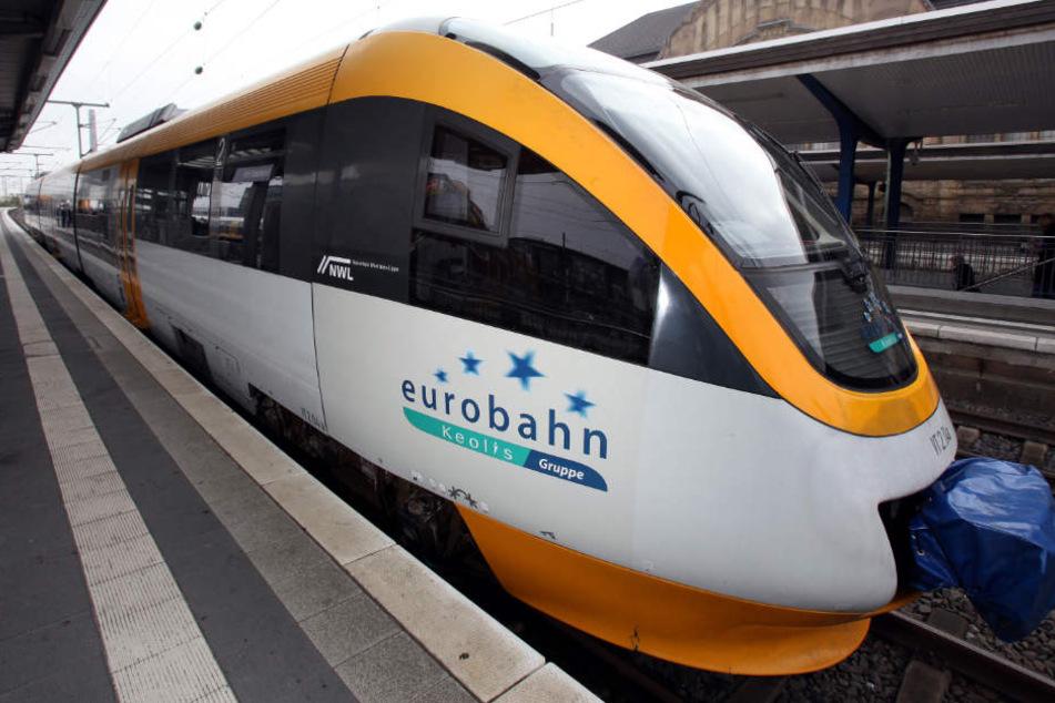 Erst im Februar hatte die Eurobahn für ihre Ausfälle und Verspätungen einen auf den Deckel bekommen.