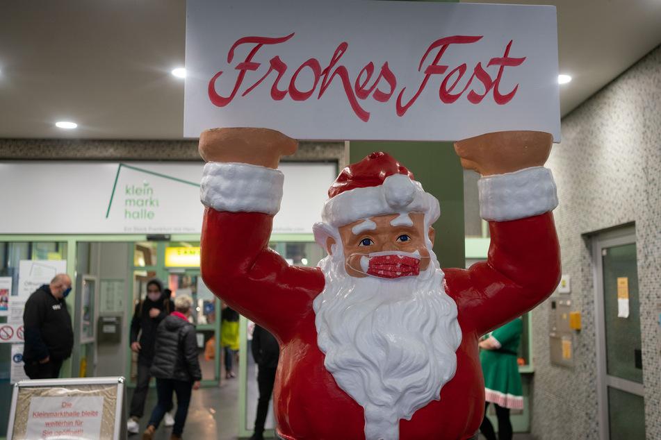An Weihnachten wurden die Kontaktbeschränkungen in NRW etwas gelockert.
