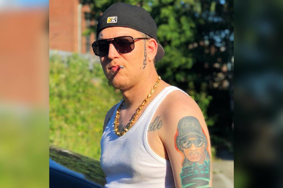 MontanaBlack (32) hat mit einem Instagram-Video für großen Ekel bei seinen Followern gesorgt.
