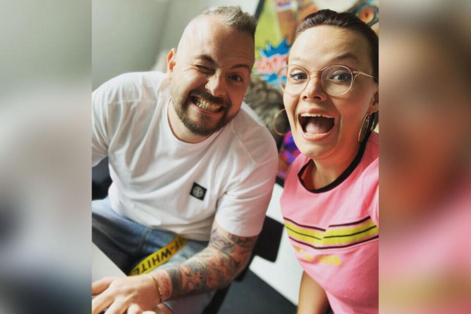 """Vier Jahre alberten Franzi und Julian in der """"Knallwach""""-Morningshow von 5 bis 10 Uhr umher, sorgten dafür, dass die Hörer mit einem Lächeln in den Tag starten."""