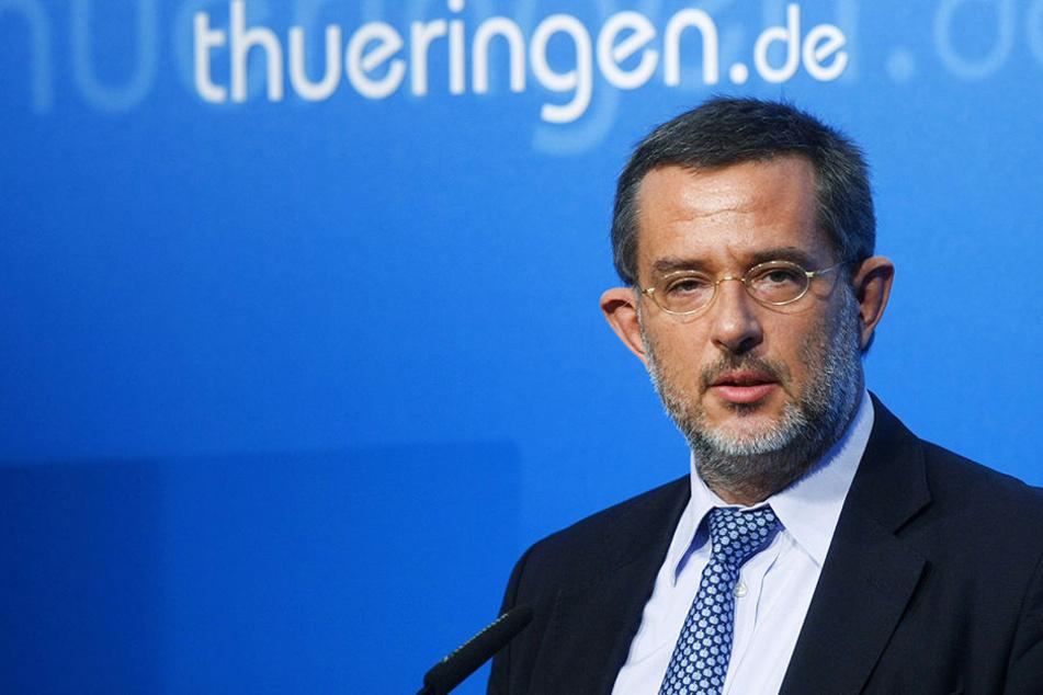 Verfassungsschutz-Chef Stephan Kramer will, dass auch andere Ämter von dem Zentrum profitieren.