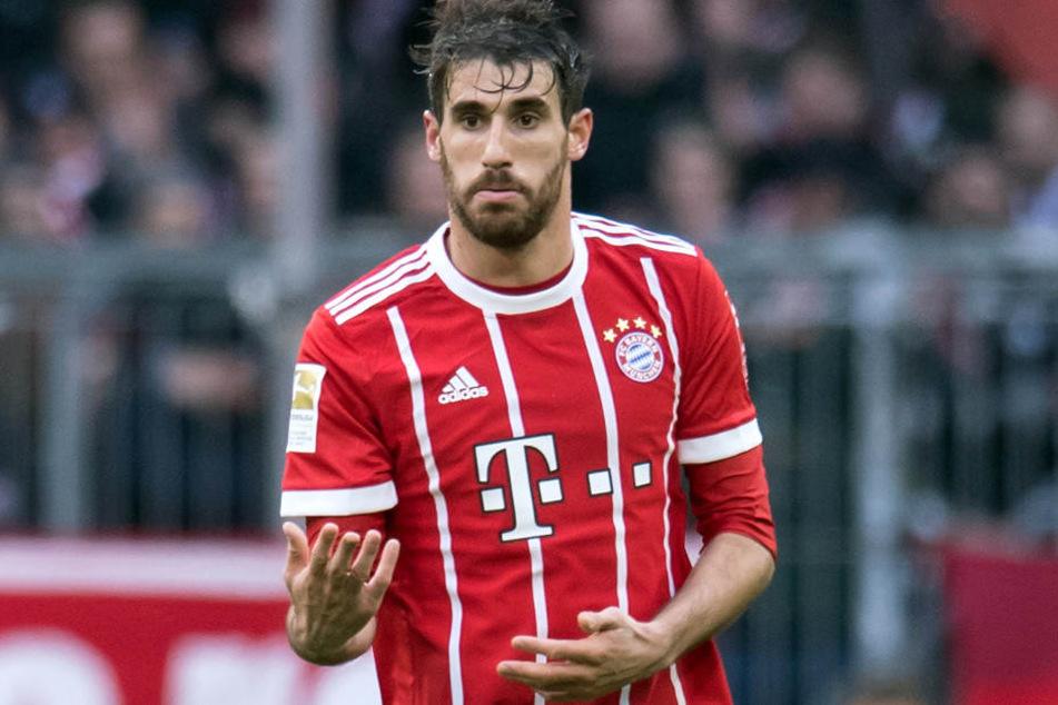 Javi Martínez spielt seit dem Sommer des Jahres 2012 für den FC Bayern München.