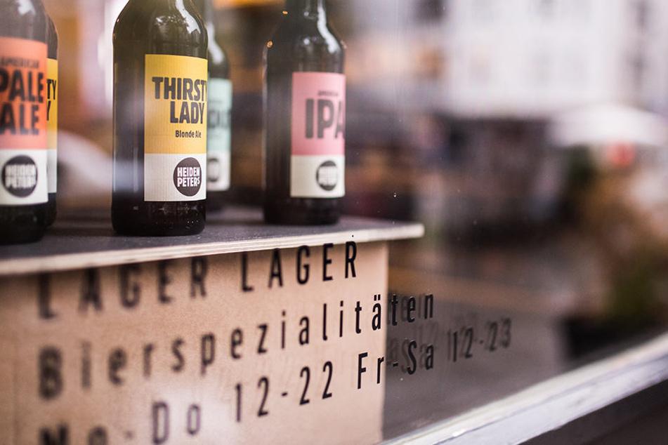 Craft-Biere sind in Deutschland auf dem Vormarsch. (Symbolbild)