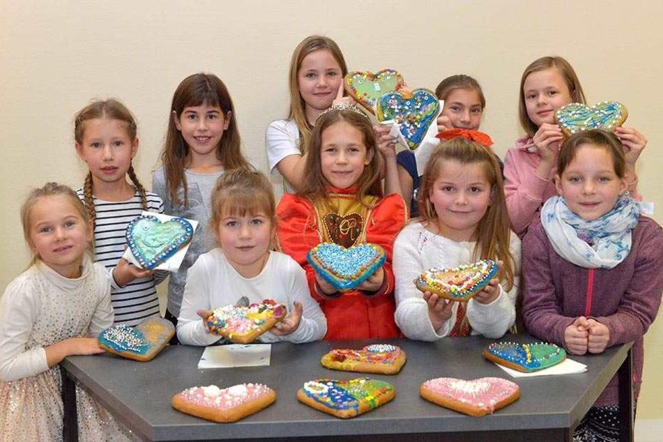 Wer wird Dresdens neue Pfefferkuchen-Prinzessin?