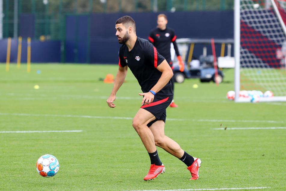 Joško Gvardiol (19) hat das Training am Dienstag abbrechen müssen. Wird er am kommenden Samstag gegen Hertha BSC ausfallen?