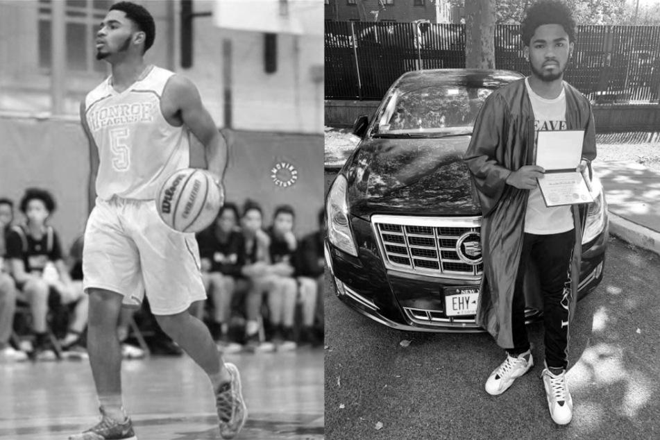 17-jähriger Basketballer feiert Geburtstag mit Freunden und wird erschossen