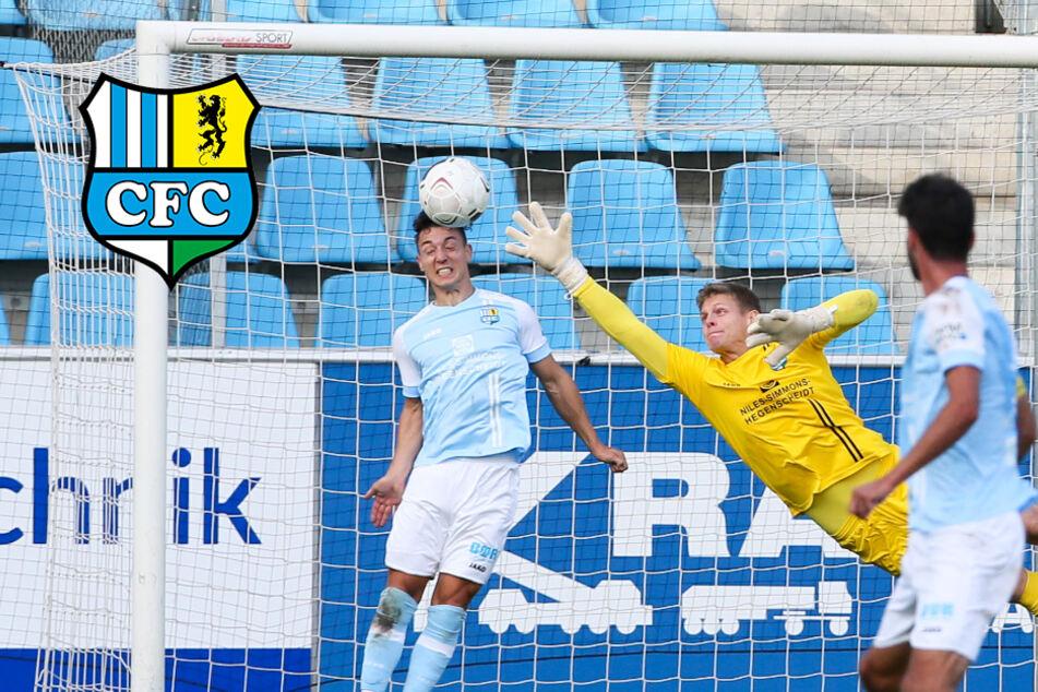 """Nils Köhler rettete CFC-Sieg: """"Ich stand goldrichtig"""""""