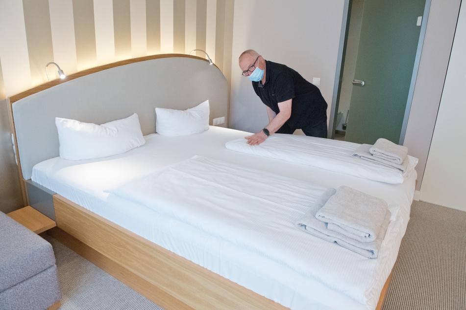 Die Gastromie und Hotel-Betriebe sind in NRW stark eingeschränkt.